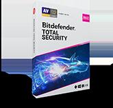 Read more -  Bitdefender Total Security